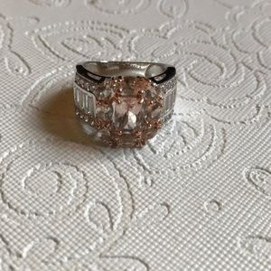 Morganite Ring-New